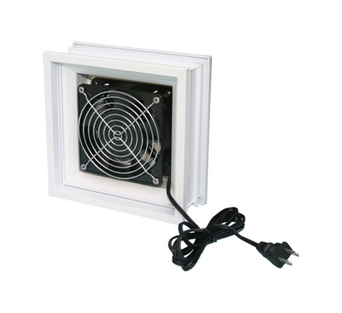 Fresh Air Dryer Amp Power Ventilators Buffalo Glass Block