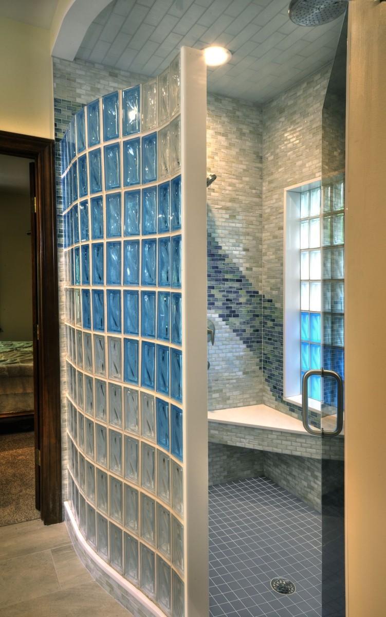 Walls And Showers Buffalo Glass Block